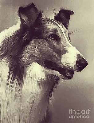 Lassie, Canine Legend Poster