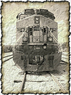 Last Train Poster