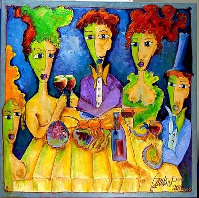 Lauber Party Fot 5 - Sevior Poster