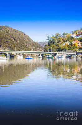 Launceston Harbour Poster by Jorgo Photography - Wall Art Gallery
