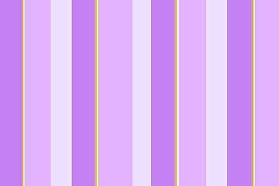 Poster featuring the mixed media Lavender Stripe Pattern by Christina Rollo