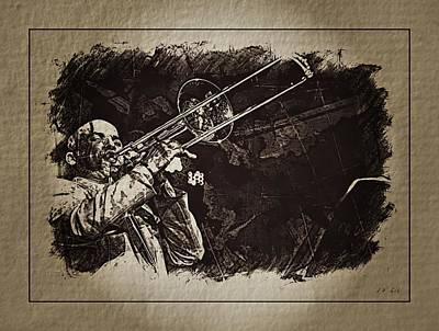 Le Roi Du Trombone  Poster