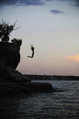 Leap For Joy Poster