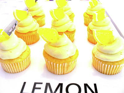 Poster featuring the photograph When Life Gives You Lemons by Beth Saffer