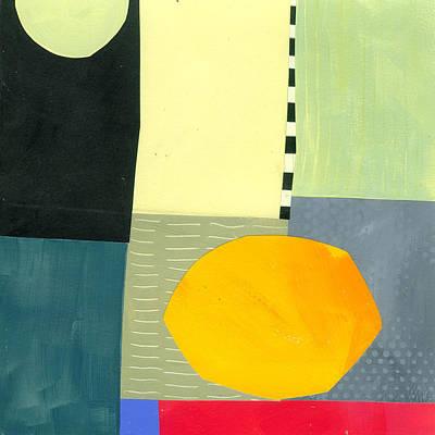 Lemon Love Poster by Jane Davies