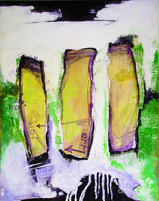 Lemons Into Lemonade Poster by Barbara  Campbell