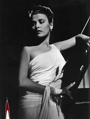 Lena Horne  Circa 1943-2015 Poster by David Lee Guss