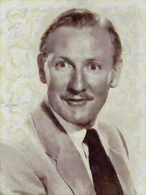 Leslie Phillips, Carry On Actor Poster