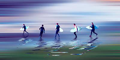 Lets Go Surf 2 Poster