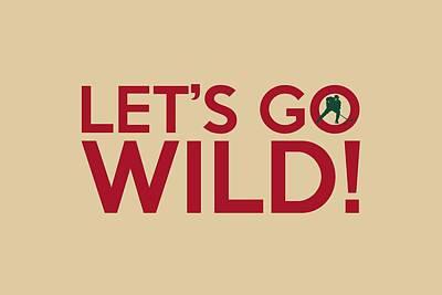 Let's Go Wild Poster