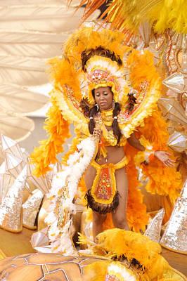 Lets Samba Poster by Sebastian Musial