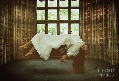 Levitation Poster by Amanda Elwell