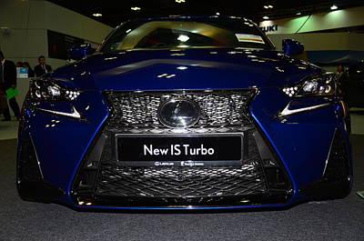 Lexus Is Turbo Poster