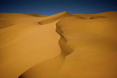 Libya Dunes Poster