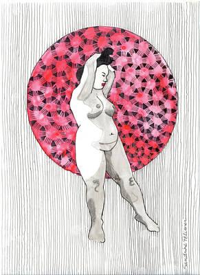 Life Patterns #11 Poster by Sandrine Pelissier