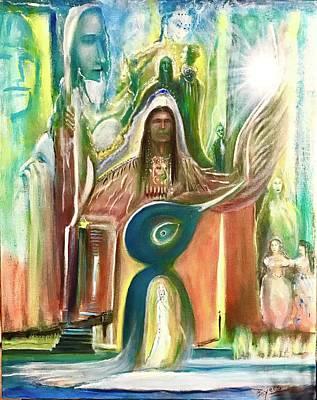 Light And The Awakening  Poster