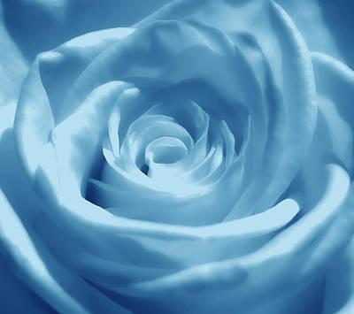 Light Blue Dream Poster