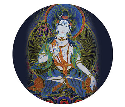 Light Giving Shiva  Poster