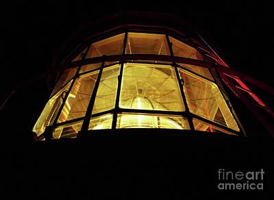 Light In The Dark Sky Poster