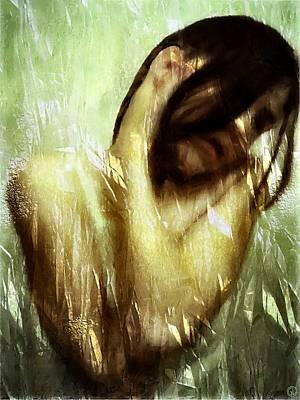Light Shower Poster by Gun Legler