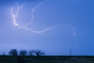 Lightning Crawler Poster