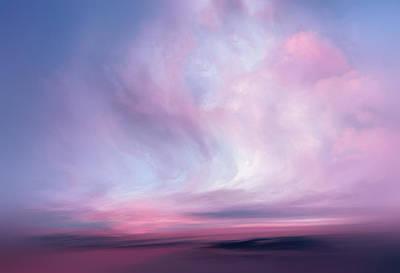 Lilac Breeze Poster