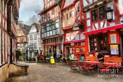 Limburg An Der Lahn Poster