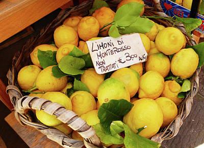 Limoni Poster