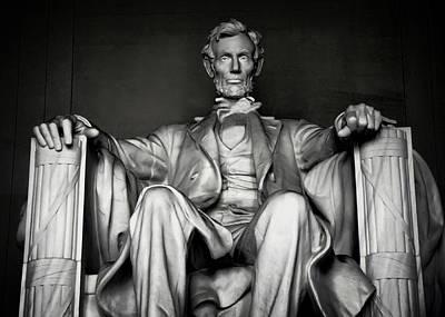 Lincoln Memorial Poster by Daniel Hagerman