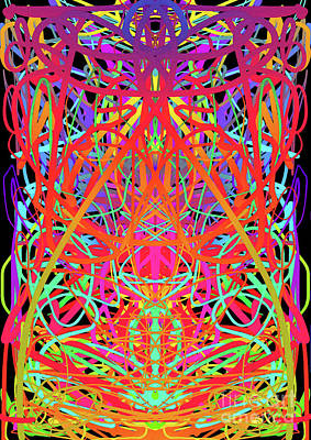 Line Arts 11 Poster