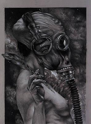 Listen 12 Poster by Brent Schreiber