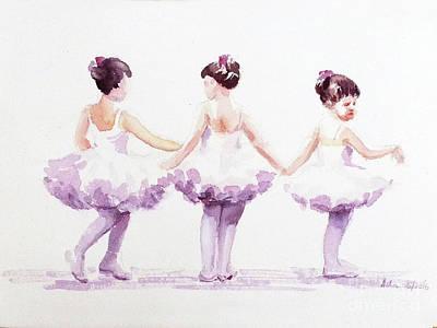 Little Ballerinas-3 Poster