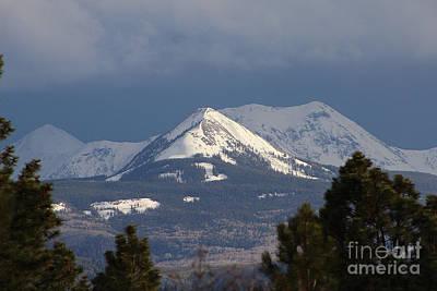 Little Cone Peak Colorado Poster