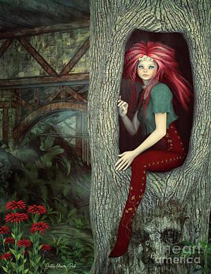 Little Elf's Refuge Poster
