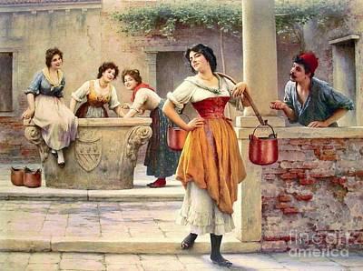Little Flirt 1902 Poster