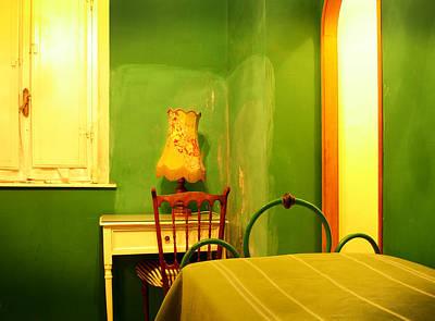 Little Green Room Poster