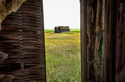 Little House On The Prairie Poster by Dan Walker