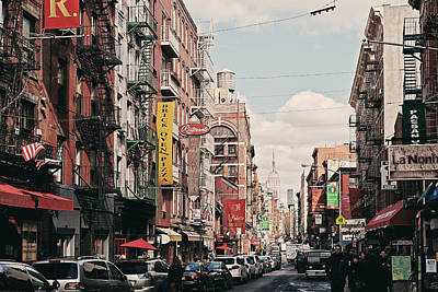 Little Italy Poster by Benjamin Matthijs