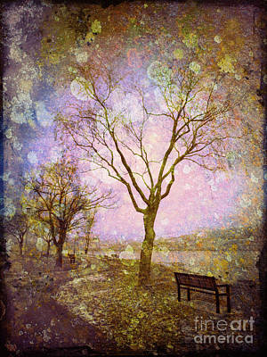 Little Pathways Poster by Tara Turner