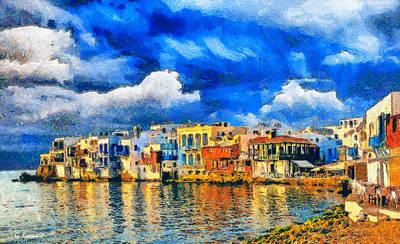 Little Venice Poster