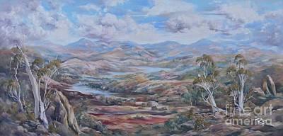 Living Desert Broken Hill Poster