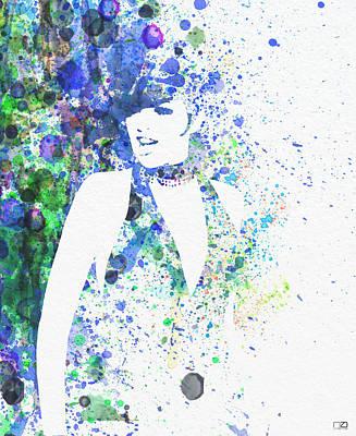 Liza Minnelli Cabaret Poster by Naxart Studio