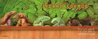 Lizard Lounge... Poster