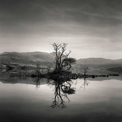 Loch Assynt Reflection Poster