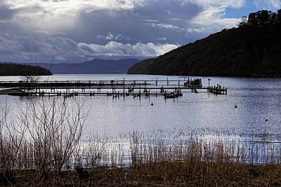 Poster featuring the photograph Loch Lomond by Jeremy Lavender Photography