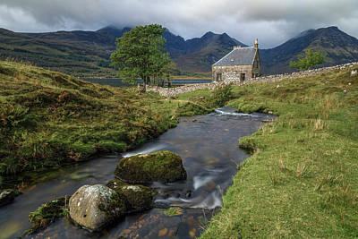 Loch Slapin - Isle Of Skye Poster