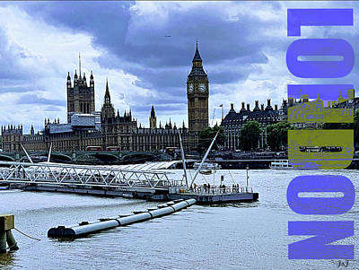 London 2017 Poster
