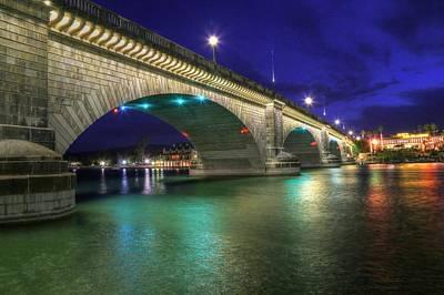 London Bridge Poster