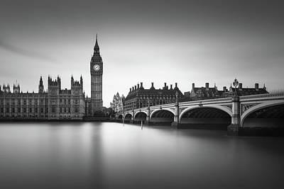 London, Westminster Bridge Poster by Ivo Kerssemakers