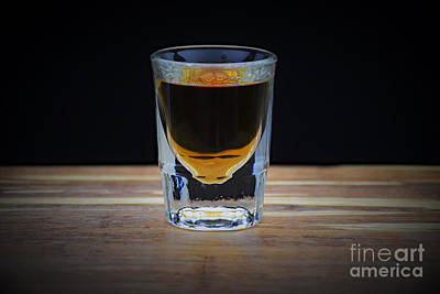 Lone Shot  Poster by Ray Shrewsberry